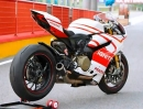 Ducati 1199 Panigale SC-Project Racing Auspuffanlage