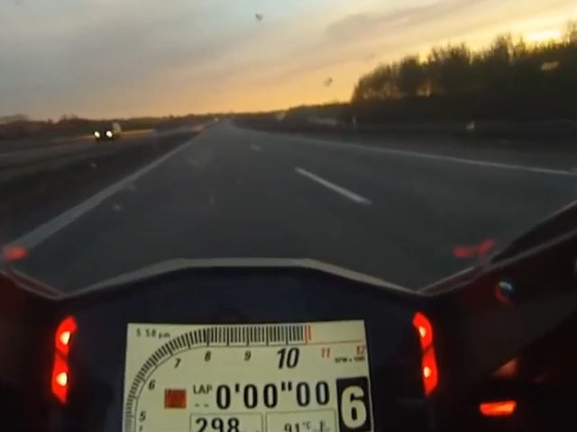 Ducati 1199 Panigale Top Speed