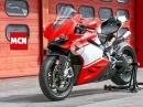 Ducati 1299 Superleggera - weltexklusiver Test von MCN
