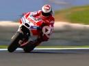 Ducati 2017 - Lorenzo, Dovizioso Impressionen Testarbeit Desmosedici GP17