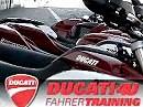 Ducati 4U 2009 - Rennstrecke pur