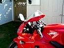 Ducati 600 RR - Honda als Ducati die Billiglösung = HonDuc