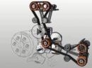Ducati 748 Desmoquattro Motor: Geniale 3D Animation