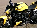 Ducati 848 Streetfighter 2012 - Langzeit test via MCN