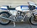 Ducati 900 SS Königswelle ein Traum von 1976