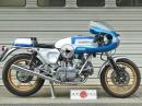 Ducati 900 Supersport Bj.: 1981 - Sahnestück mit Königswelle