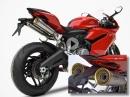 Ducati 959 Panigale Zard Auspuffanlage Soundcheck