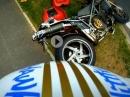 Ducati 996 SPS Crash: Papi in Urlaub, Söhnchen greift zu ... Ärger!!!