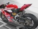 Ducati Alstare 1199 Panigale Teamvorstellung WSBK-Team