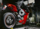 Ducati Auspuffanlagen by Akrapovic - Herstellung, Entwicklung