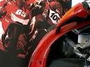 Ducati - der Weg zur MotoGP - sehr gut gemachter Film, der einzelne Entwicklungsstufen zeigt