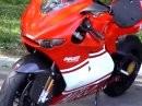 Ducati Desmosedici auf der Straße