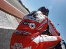 Ducati Desmosedici GP / Neil Hodgson onboard Misano - Top
