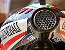 Ducati Desmosedici GP12 2012 von Valentino Rossi - Sport1 gibt was auf die Ohren. Hammersound!