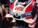 Ducati Desmosedici GP16 - Vorstellung Bologna