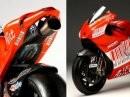Ducati Desmosedici GP9 2009 mit Carbon Chassis