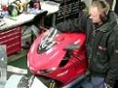 Superbike Ducati Desmosedici Prüfstand - Da gibts was auf die Ohren!