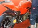 Ducati Desmosedici RR - italienisch für die Ohren - Boxen auf