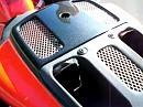 Ducati Desmosedici RR Racing Auspuff - Grüße aus Bologna