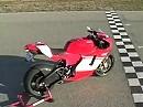 Ducati Desmosedici RR Sportbike Review
