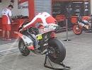 Das Böse: Ducati Desmosedici Valentino Rossi Sepang 2012 WarmUp