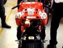 Ducati Desmosedici von Loris Capirossi Der Urschrei nach der Rennstrecke