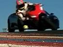 Ducati Desmosedici vs. Ferrari 430 (Teaser) - die ewige Debatte - MCN wills wissen!