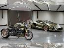 Ducati Diavel 1260 Lamborghini - Kraftpaket in limitierter Auflage