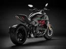 Ducati Diavel 1260 MJ: 2019 - Power-Cruiser mit größerem Herz!