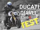 Ducati Diavel 1260S - Test von Jens Kuck in Spanien