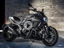 Ducati Diavel Carbon 2015 - Präsentation