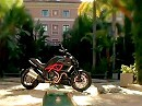 Ducati Diavel Carbon - offizielles Video
