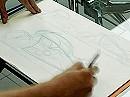 Ducati Diavel - Designkonzept