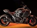 Ducati Diavel Diesel - limitiert auf 666 Einheiten im Mad Max Look