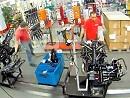 Ducati Diavel Fertigung im Zeitraffer in Bologna, Italien