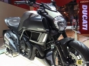 Ducati Diavel Titanium - auf 500 Stück limitiert - Eicma 2014