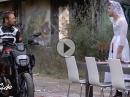 Ducati Diavel vs. durchgeknallte franz. Reddis - Extrem abgefahrener Test