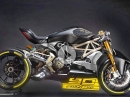 Ducati 'draXter' Concept Bike - Basis XDiavel