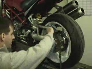 Ducati Monster  To