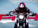 Ducati Hypermotard 796 2010 - offizielles Video