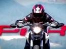Ducati Hypermotard 796 2010 - offizielles Video
