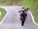 Ducati Hypermotard 796 first ride by MCN