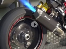 Ducati Hypermotard 939SP - REMUS Black Hawk Slip-on Sound Pur