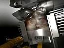 Ducati Hypermotoard 1100 - Blick in den Motor und auf die Ölversorgung - sehr gut gemacht.