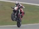 Ducati Hypermotorad 821 & SP artgerecht am Ascari bewegt
