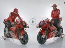 Ducati Lenovo Team 2021 Launch, Jack Miller und Pecco Bagnaia