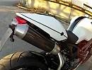 Ducati Monster 1100 Evo mit Spark Auspuffanlage von Desmoworld