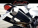 Ducati Monster 1100 with Spark Exhaust - desmoworld.com