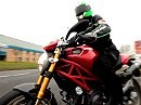 Ducati Monster 1100S - MCN Roadtest