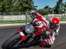Ducati Monster 1200 R 2015 NEU Erste Bilder der Übermonster